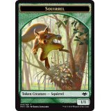 Squirrel Token FOIL [MH1]