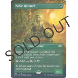 Noble Hierarch [Borderless] [2XM]