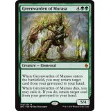 Greenwarden of Murasa [BFZ]