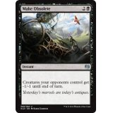 Make Obsolete [KLD]