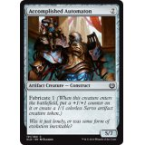 Accomplished Automaton [KLD]
