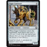 Eager Construct [KLD]