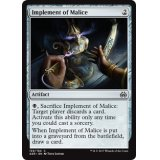 Implement of Malice [AER]