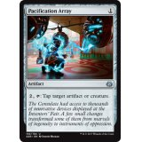 Pacification Array [AER]
