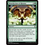 Benefaction of Rhonas [AKH]