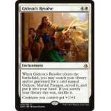 Gideon's Resolve [AKH]