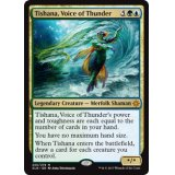 Tishana, Voice of Thunder [XLN]