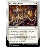 By Gnome Means [UST]