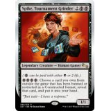 Spike, Tournament Grinder [UST]