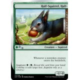 Half-Squirrel, Half- [UST]