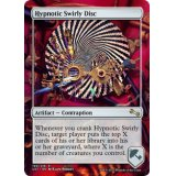 Hypnotic Swirly Disc FOIL [UST]