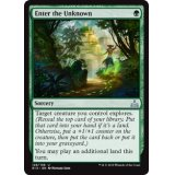 Enter the Unknown FOIL [RIX]