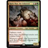 Ruric Thar, the Unbowed [A25]