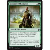 Decorated Champion [BBD]
