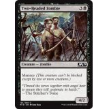 Two-Headed Zombie FOIL [M19]