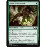 Talons of Wildwood FOIL [M19]