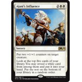 Ajani's Influence [M19]
