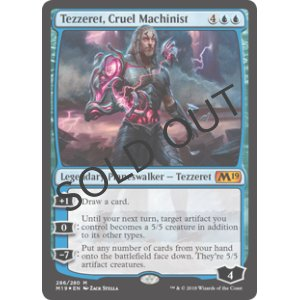 Tezzeret, Cruel Machinist