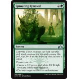 Sprouting Renewal FOIL [GRN]