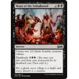 Moan of the Unhallowed FOIL [UMA]