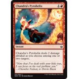 Chandra's Pyrohelix [WAR]