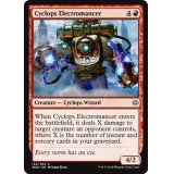 Cyclops Electromancer FOIL [WAR]