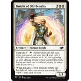 Knight of Old Benalia FOIL [MH1]