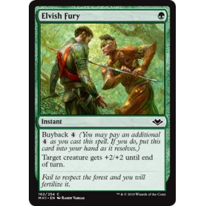 Elvish Fury
