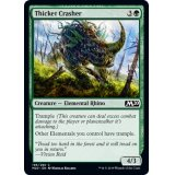Thicket Crasher FOIL [M20]