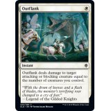 Outflank FOIL [ELD]