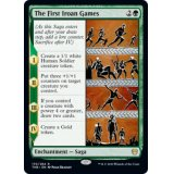 The First Iroan Games [THB]