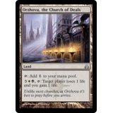 Orzhova, the Church of Deals [GPT]