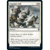 Captain's Call FOIL [CMR]