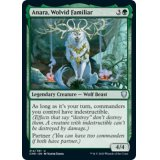 Anara, Wolvid Familiar FOIL [CMR]