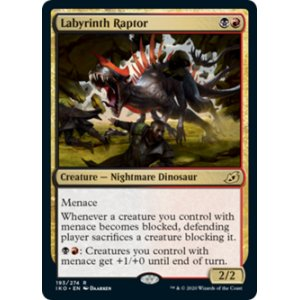 Labyrinth Raptor