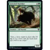 Grizzled Outrider [KHM]