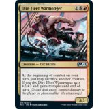 Dire Fleet Warmonger [M21]