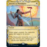 Swords to Plowshares [Borderless] [Etched] [STA]