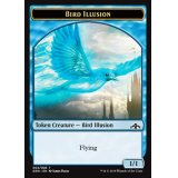 Bird Illusion Token [GRN]